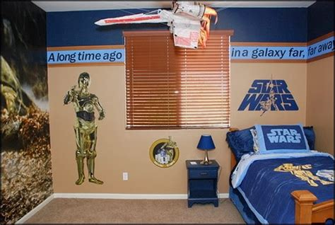 star wars bedroom ideas decorating theme bedrooms maries manor
