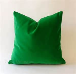 16x16 green decorative throw pillow cover medium