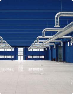riscaldamento capannoni industriali progettazione realizzazione e manutenzione impianti di