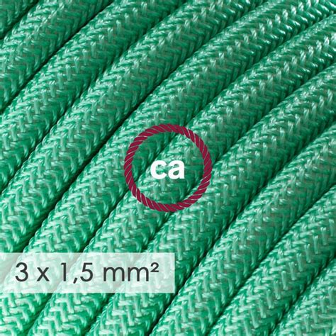 large section large section electric cable 3x1 50 round covered by