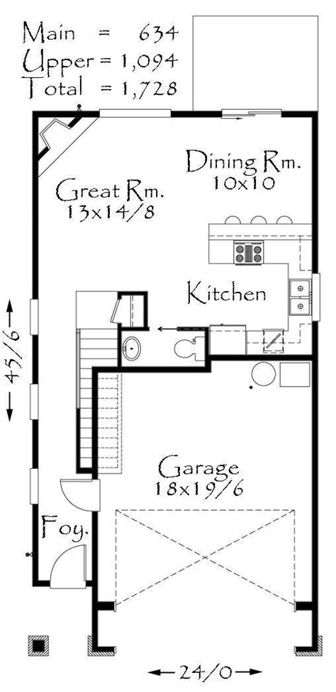 Floor Plans 5000 To 6000 Square Feet by 1728 House Plan Cottage House Plans French Country