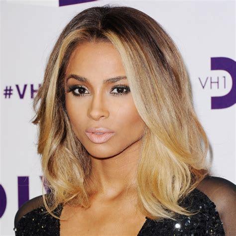 hair styles blonde on top dark on the bottom golden highlighted hairstyles for black women hair world