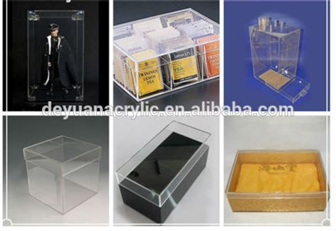 acrylic speaker box clear acrylic keepsake box clear acrylic flowers box buy clear acrylic