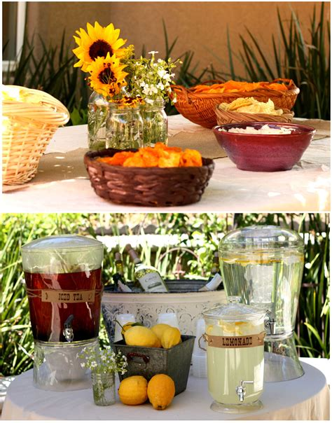 Bbq Themed Baby Shower by Baby Shower Food Ideas Baby Shower Bbq Food Ideas