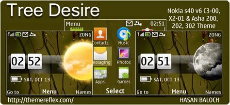 rasta themes for nokia x2 01 bakery theme themereflex