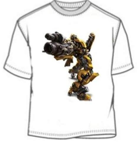Tshirt Bumble Bee Transformer Color transformers t shirt autobot bumblebee t shirt