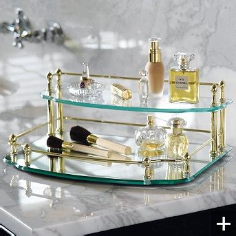 Belmont Vanity Tray by Belmont Two Tier Vanity Tray Boudoir Bed Bath