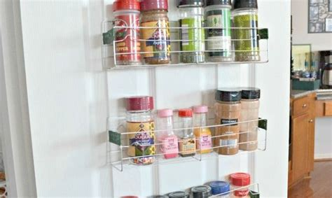10 brilliant kitchen storage ideas you need to see the 10 borderline brilliant ways to store spices and save