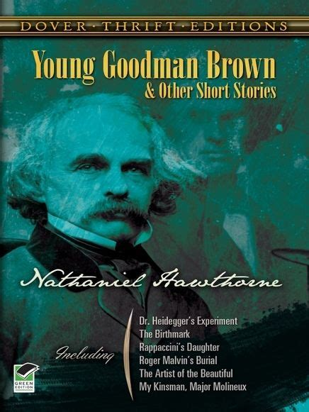 themes in the story young goodman brown 17 best images about nathaniel hawthorne on pinterest