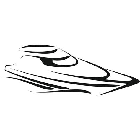 outline for boat boat outline clipart best