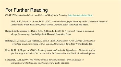Sustaining Mainstream English Language Learners With