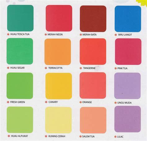 warna cat tembok memilih warna sesuai suasana rumah
