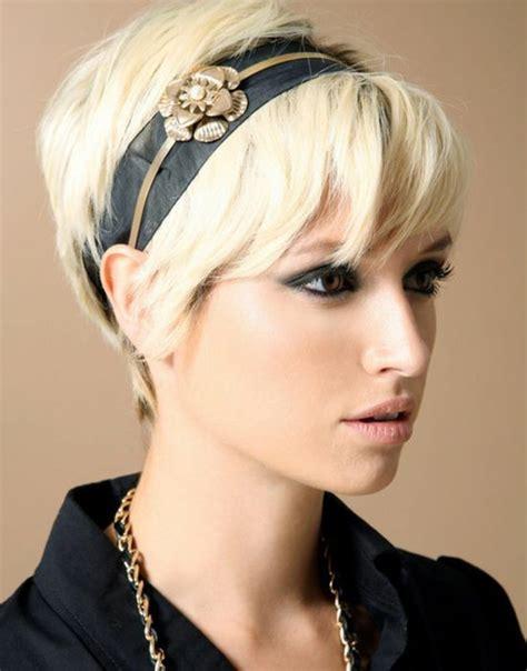 Kurze Haare Damen by Kurzhaarfrisuren 55 Tolle Haarstyling Ideen F 252 R Die