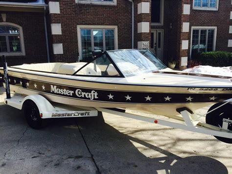 mastercraft boats stars and stripes 1983 mastercraft stars and stripes 190 for sale in