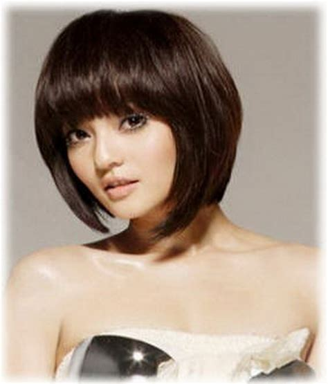 haircuts for very thick straight hair short hairstyles for thick straight hair