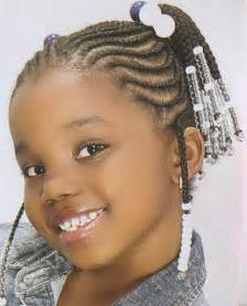 Source for short black braided hairstyles for little girls with