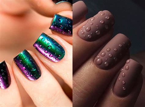 2018 christmas nails theme модный маникюр осень зима 2017 2018 100 фото