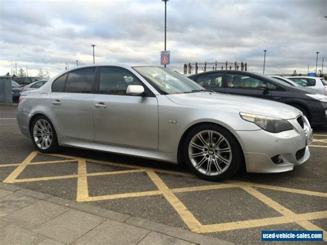 2005 Bmw 525i For Sale by 2005 Bmw Series 5 525i M Sport For Sale In The United Kingdom