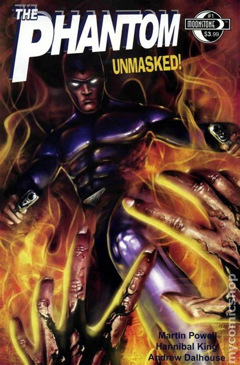 the phantom unmasked america s books the phantom comic books issue 1