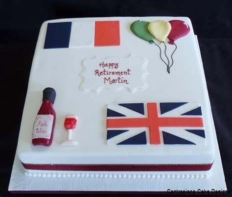 retirement cakes   centrepiece cake designs isle  wight