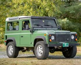 1997 land rover defender 90 classic cars today
