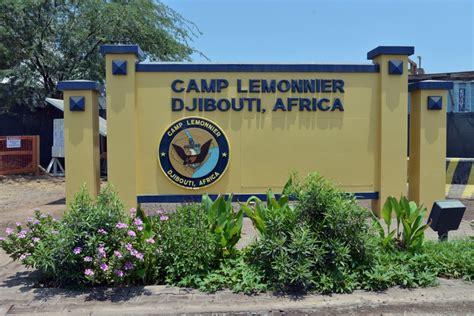 c lemonnier djibouti africa military base accompanied tours in djibouti us military looks at
