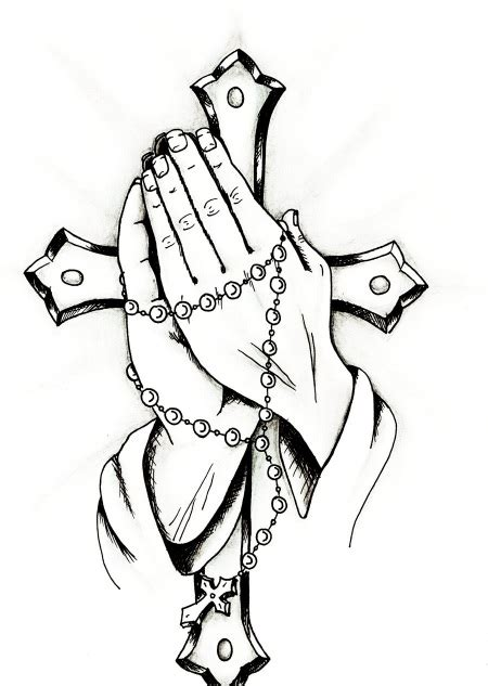 praying hands stencil cliparts co