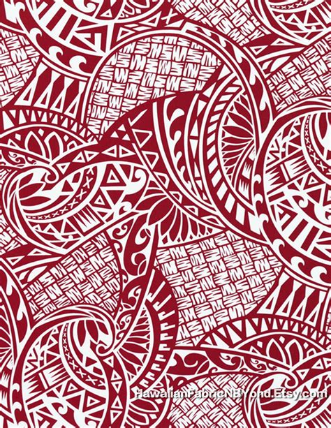 tattoo fabric polynesian fabric stunning tribal patterns and