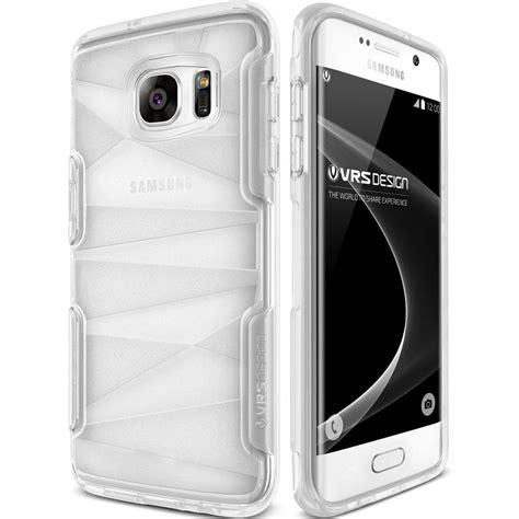 Verus Galaxy S7 Shine Guard Series Clear Best Seller verus shine guard skal till samsung galaxy s7 edge clear themobilestore