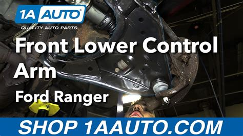 how to change the lower control arm on a 2007 dodge charger how to replace install front lower control arm 98 11 ford ranger buy quality parts from 1aauto