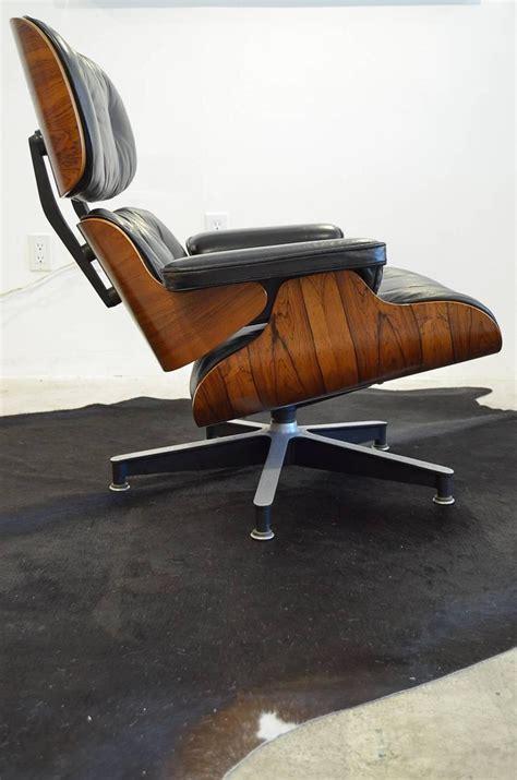 vintage eames lounge chair for sale vintage 1970s rosewood eames 670 lounge chair for sale at