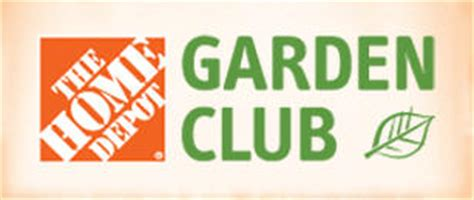join home depot s garden club receive 5 coupon