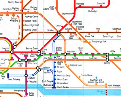 london thameslink this old map of london s rail network shows how much has
