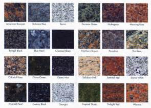 granite color names what is the most popular granite countertop color home
