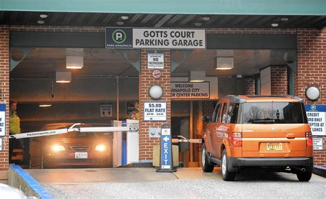 Annapolis Md Parking Garages by Annapolis Parking Company Expands Discount Policy For