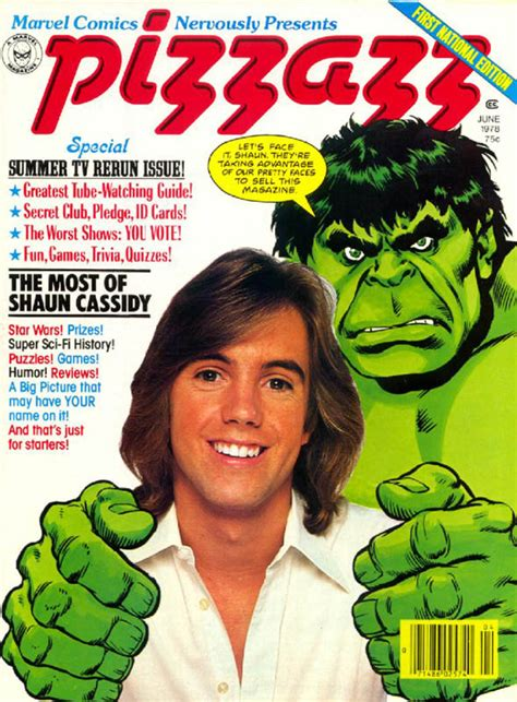 jimmy sullivan his last cover story drum magazine pizzazz a long lost marvel youth culture mag from the 70s