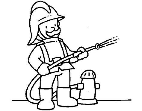 imagenes para colorear bombero dibujo de bombero 1 pintado por pepowen en dibujos net el