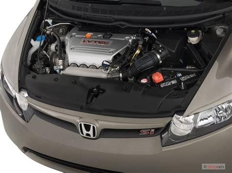 2007 honda civic engine size image 2007 honda civic si 4 door sedan manual w st engine