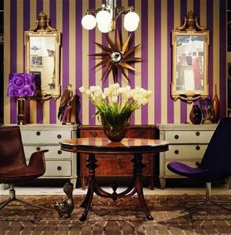 purple and gold room moxie maley your royal highness