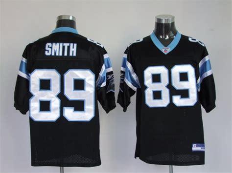 replica black steve smith 89 jersey like p 1265 nfl jerseys panthers 89 steve smith black stitched nfl