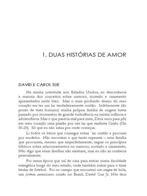 Livro eBook o Namoro e o Noivado Que Deus Sempre Quis