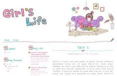 free girly templates for blogger 1000 images about free blogger template on pinterest