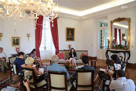 Directrice De Cabinet by Nomm 233 E Directrice De Cabinet Du Pr 233 Fet Julie Bouaziz