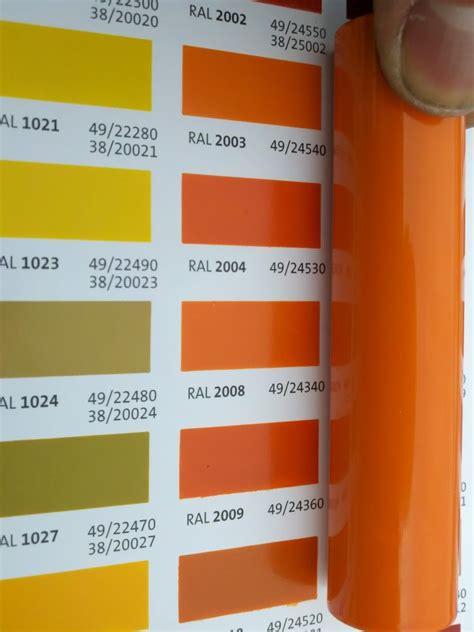 couleur 4rt repsol