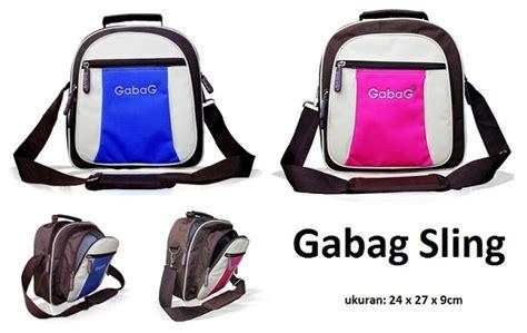 Jual Freezer Asi Bintaro gabag 2in1 sling bag