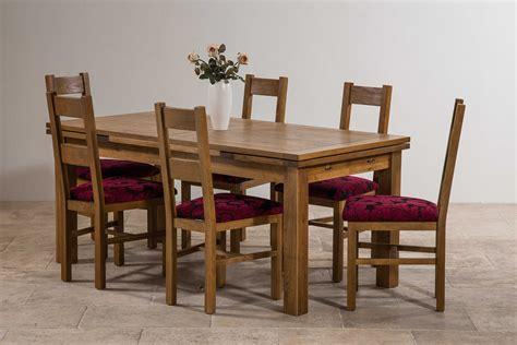 Extending Oak Dining Table Seats 12 6ft X 3ft Rustic Solid Oak Extending Dining Table Seats Up To 12 Extended 6 Farmhouse