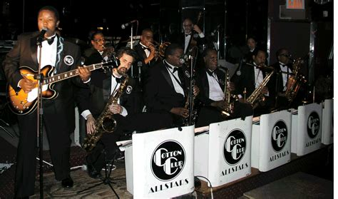 swing music nyc cotton club of new york night club and restuarant