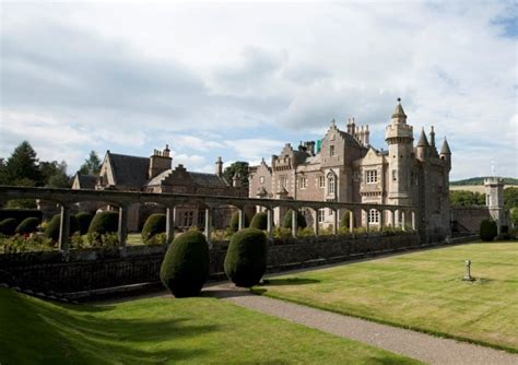 How To Make A House Plan abbotsford the home of sir walter scott