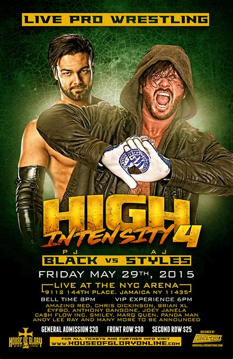 house of glory house of glory wrestling high intensity 4 by theironskull on deviantart