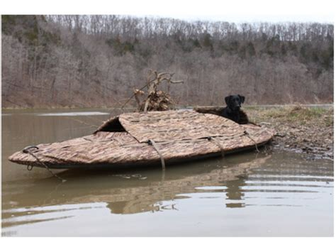momarsh dp duck boat momarsh fatboy dp combo fiberglass duck boat